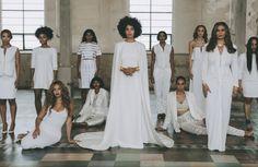 15 fotos do casamento da Solange Knowles + noiva tem reação alérgica durante a festa