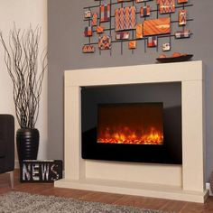 Celsi Electriflame XD Omega Suite Electric Fire Stove | 1.8kW - Prime Stove - 1