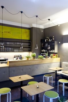 Kleiner Platz - großes Herz!  @Gratitude-organic eatery
