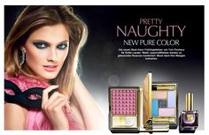 JUSTiBeauty Blog: Estée Lauder spring 2013 - Pretty Naughty Collection