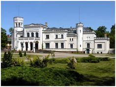Palace Bedlewo, Steszew, Wielkopolskie province, Poland.