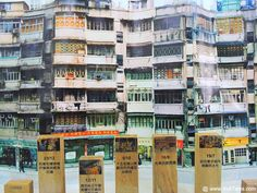 Wan Chai Heritage Walk - a walk through the oldest living quarters of Hong Kong Island with ancient temples, markets, and colorful houses.