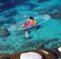 Fancy - Transparent Canoe Kayak