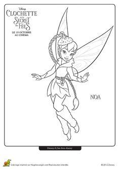 vidia tinkerbell coloring page | DIBUJOS DISNEY ...