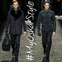 The menswear runway show was invented in 1952 when Gaetano Savini, cofounder of Brioni, decided to tantalize the buyers who had come to Florence's Palazzo Pitti for the couture collections with something different. Savini's concept was straightforwardly revolutionary (you can see it on YouTube): He recruited a handsome devil named Angelo Vittucci to wear a dozen suits whilst working the room of mostly female department store buyers into a state of high excitement.