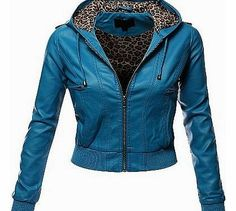 Doublju Womens Faux Leather Zip Up Moto Biker Jacket Tealblue 3XL Doublju company services to customer qualified products with reasonable price.  As a leading company in fashion business, we poineer the best design to satisfy c (Barcode EAN = 8806187770888) http://www.comparestoreprices.co.uk/leather-jackets/doublju-womens-faux-leather-zip-up-moto-biker-jacket-tealblue-3xl.asp