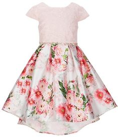 Pink Floral Gingham Outfit Set NWT Nannette Infant Girl/'s 3 Pc 0-3M or 3-6M