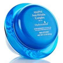 Hydroxatone Anti Wrinkle Complex AM/PM Cream @Hydroxatone #AntiWrinkleSPF #ifabbo