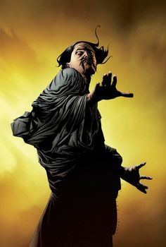 The Dark Tower: The Gunslinger Born 4 / Jae Lee (Artwork), Richard Isanove (Coloring)