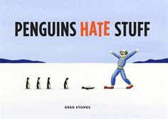 Penguins hate zombies. They also hate serpents, bad haircuts, sock monkeys, leprechauns, Halloween, oil rigs, vampire penguins, and mermaids. They really hate clowns, but they really like capes, balloons, and free vacations. This quirky collection reveals the discriminating tastes of these adorable flightless Antarctic birds who encounter odd foes (snow sharks, beavers, cowboys, samurai...), but still manage to enjoy the little things in life. With wit, humor, and the occasional alien…