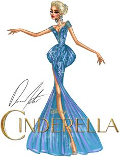 Cinderella Fashion Collection