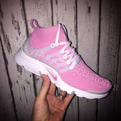 on sale 665fb a5753 Nike Air Presto Pink Barbie custom