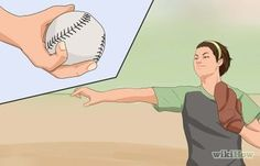 How to Pitch in Slow‐Pitch Softball: 9 Steps - wikiHow