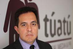 Octavio Rojas en el Salón Mi Empresa