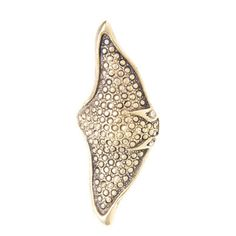 to me, the manta ray represents a peaceful graceful state of mind...would love to have this ring.