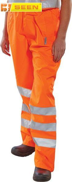 Carlisle Workwear & Safety Supplies - Hi - Viz Leggings & Trousers