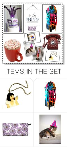 """Wild Thing"" by glowblocks ❤ liked on Polyvore featuring art"