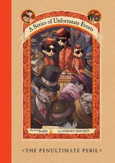 A Series of Unfortunate Events by Lemony Snicket. Follows the orphaned Baudelaire siblings as they combat their nemesis, Cout Olaf. They come up against a rather bleak series of events in doing so. Importance to class: shows how no matter how bad your life gets, there is always something worth living for. Importance to me: shows the importance of family and sibilings
