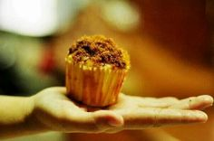 the first cupcake... With little story