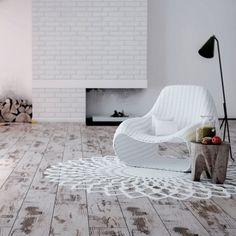 Minden, amit a laminált padlóról tudni akartál… – Hubert White Hardwood Floors, White Laminate Flooring, Wood Flooring, Classen Laminat, Bedroom Flooring, Floor Design, Home Furniture, Furniture Ideas, Master Bedroom