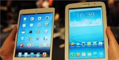 Review: Apple iPad mini V's Samsung Galaxy Note 8