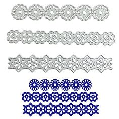 Arich Flower Lace Cutting Dies Stencils DIY Scrapbook Album Paper Card Embossing Craft >>> Details can be found by clicking on the image.Note:It is affiliate link to Amazon.