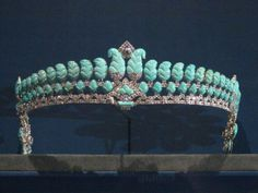 Tiara by Cartier, 1936, France.