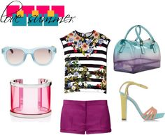 """""""love summer"""" by isi82 on Polyvore"""