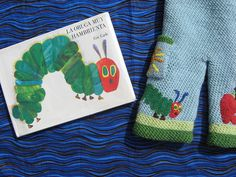 shannatheshedevil's La Ortuga Muy Hambrienta (The Very Hungry Caterpillar)