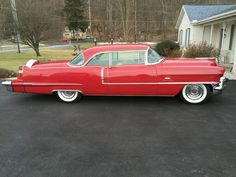 1956 Cadillac Coupe DeVille Maintenance of old vehicles: the material for new cogs/casters/gears could be cast polyamide which I (Cast polyamide) can produce #classiccars1956cadillac