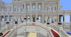 Ciragan Palace Minecraft Project
