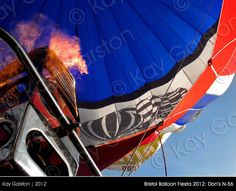 Bristol Balloon Fiesta 2012: Don's N-56 by *Special-K-001 (via deviantART)