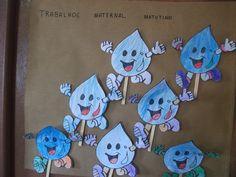 Veja algumas ideias de frases, mensagens, murais e cartazes para utilizar no Dia Mundial da Água em 22 de Março