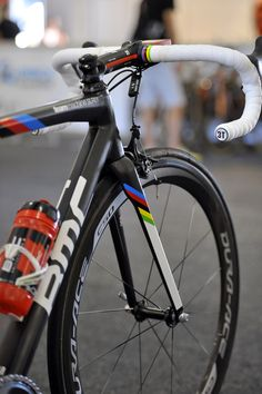 """Philippe Gilbert's BMC Teammachine SLR01 