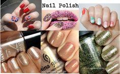 Nail Polish, created by sonja-irtel on Polyvore