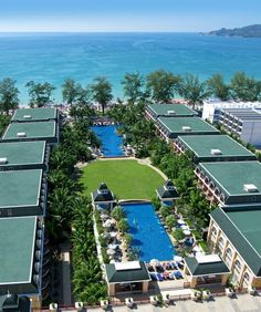Paradise!  Graceland Resort in Phuket