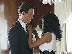 Olivia Pope & Fitz... Scandal...