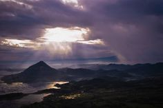 Kami akan memperlihatkan kepada mereka tanda-tanda (kekuasaan) Kami di segala wilayah bumi dan pada diri mereka sendiri hingga jelas bagi mereka bahwa Al Quran itu adalah benar. Tiadakah cukup bahwa sesungguhnya Tuhanmu menjadi saksi atas segala sesuatu?[ Q. S. Fushshilat : 53 ]  Taken by :@ahmateko_saputro  Edit by :@joee_purnama  #gununglembu #mountains #landscapes #landscaper #sunrise #photography #photo #nikontop #nikor #purwakartabanget #indonesiabagus #indonesian #instagram