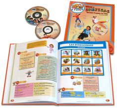 Spanish Student Book with Interactive CD, Skits DVD & Music CD | Main photo (Cover)