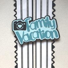 Scrapbook Borders, Film Strip, Dawn, Vacation, Travel, Filmstrip, Vacations, Viajes, Destinations