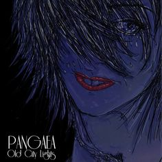 Pangea Album Art Cover for Old City Lights Design by lacaramella