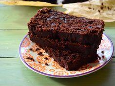 "#Vegan Double Chocolate ""Yogurt"" Cake #recipe via @ourpassion4food"