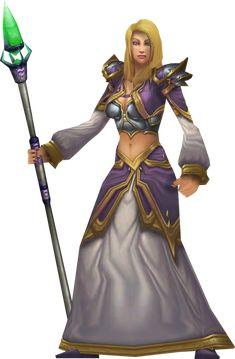Jaina Proudmoore - World of Warcraft