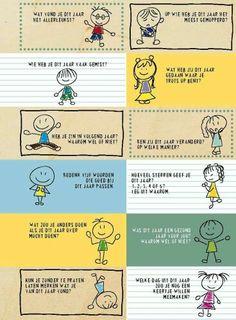 Vertelkring: Leuke manier om gesprek over het voorbije schooljaar te houden