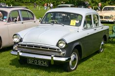 One of the most legendary brand Hillman and their product Hillman minx series iii in this page. Classic Cars British, Old Classic Cars, Classic Trucks, British Car, Coventry, Hillman Husky, Vintage Cars, Antique Cars, Vintage Items