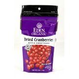 Organic Goodness - Eden Foods Organic Dried Cranberries (Apple Sweetened) 113g