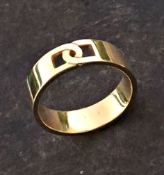 Mens wedding band Mens engagement ring Mens promise by shmukies