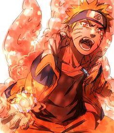 I believe this picture is based off the scene where Naruto and Sasuke fight Haku. Naruto Vs Sasuke, Anime Naruto, Me Anime, Naruto Art, Gaara, Manga Anime, Kakashi Hokage, Naruto Uzumaki Shippuden, Ps Wallpaper