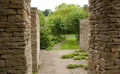 dan pearson landscape design / old rectory gardens, naunton gloucestershire Landscape Design, Garden Design, Dan Pearson, Garden Images, Love Garden, Formal Gardens, Greenery, Swimming Pools, Old Things