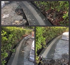 Most people probably think an uneven sidewalk is a huge concrete sidewalk repair project, but it's not really that bad. Depending on the type of concrete sidewalk repair needed, complete replacement may be needed or a simple repair can be done. Concrete Cloth, Sidewalk Repair, Concrete Curbing, Types Of Concrete, Building A Container Home, Railroad Tracks, Country Roads, Canning, Simple
